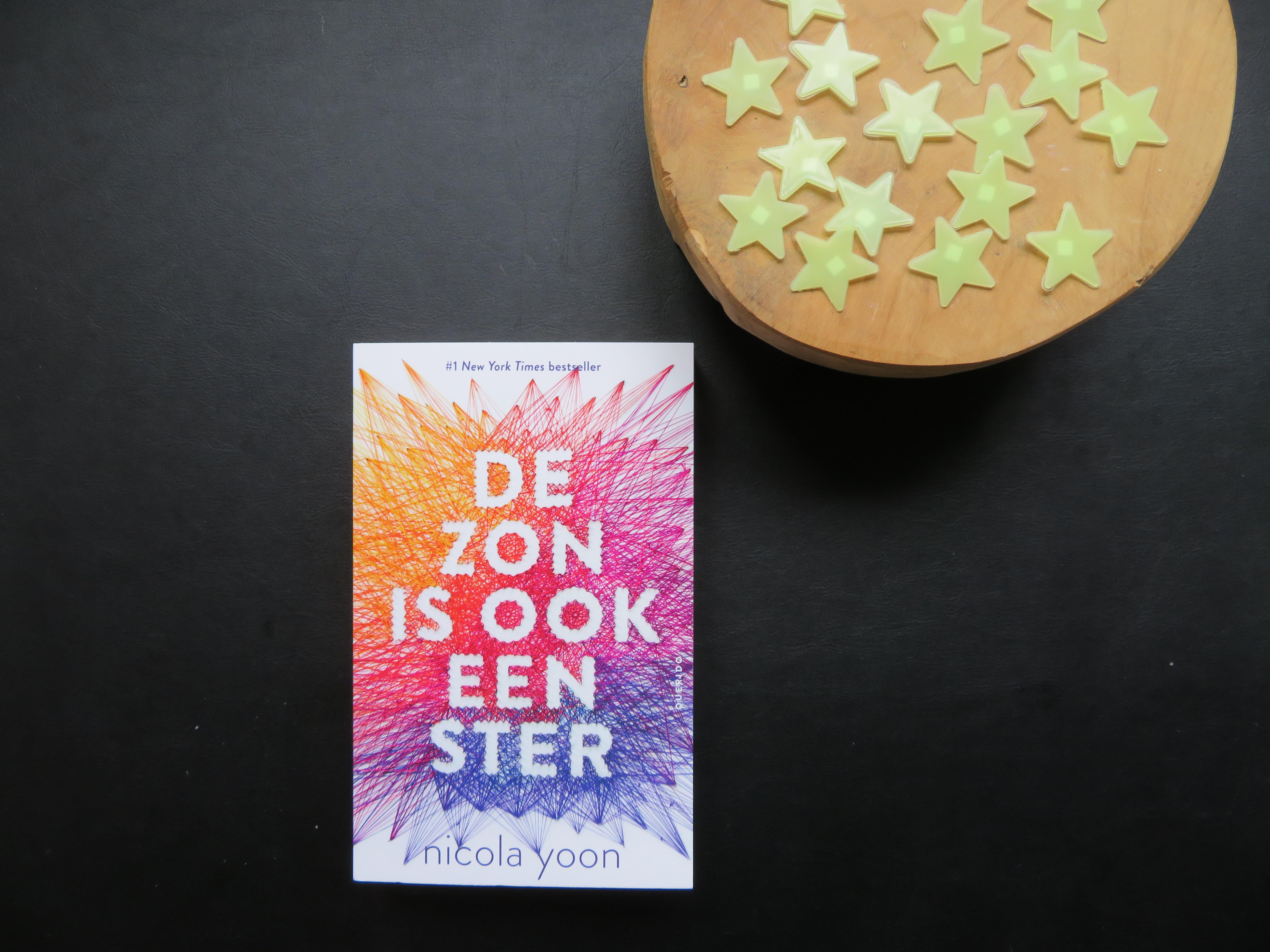 Recensie: De zon is ook een ster – Nicola Yoon