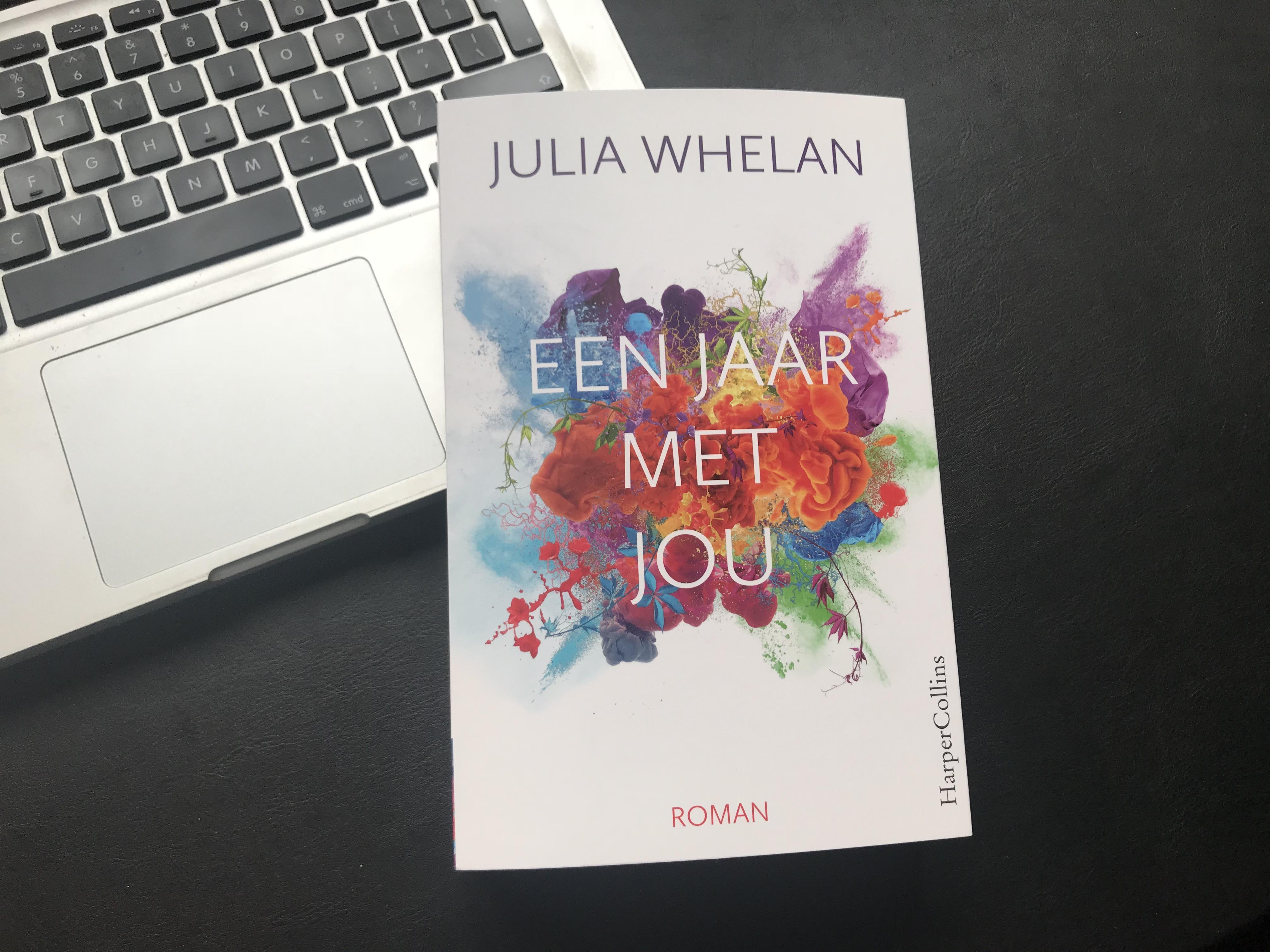 Recensie: Een jaar met jou – Julia Whelan