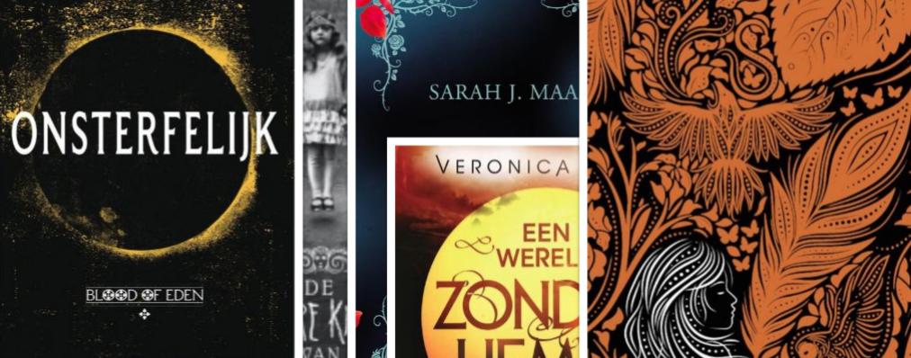 Friday Five: Boeken die op je wishlist staan
