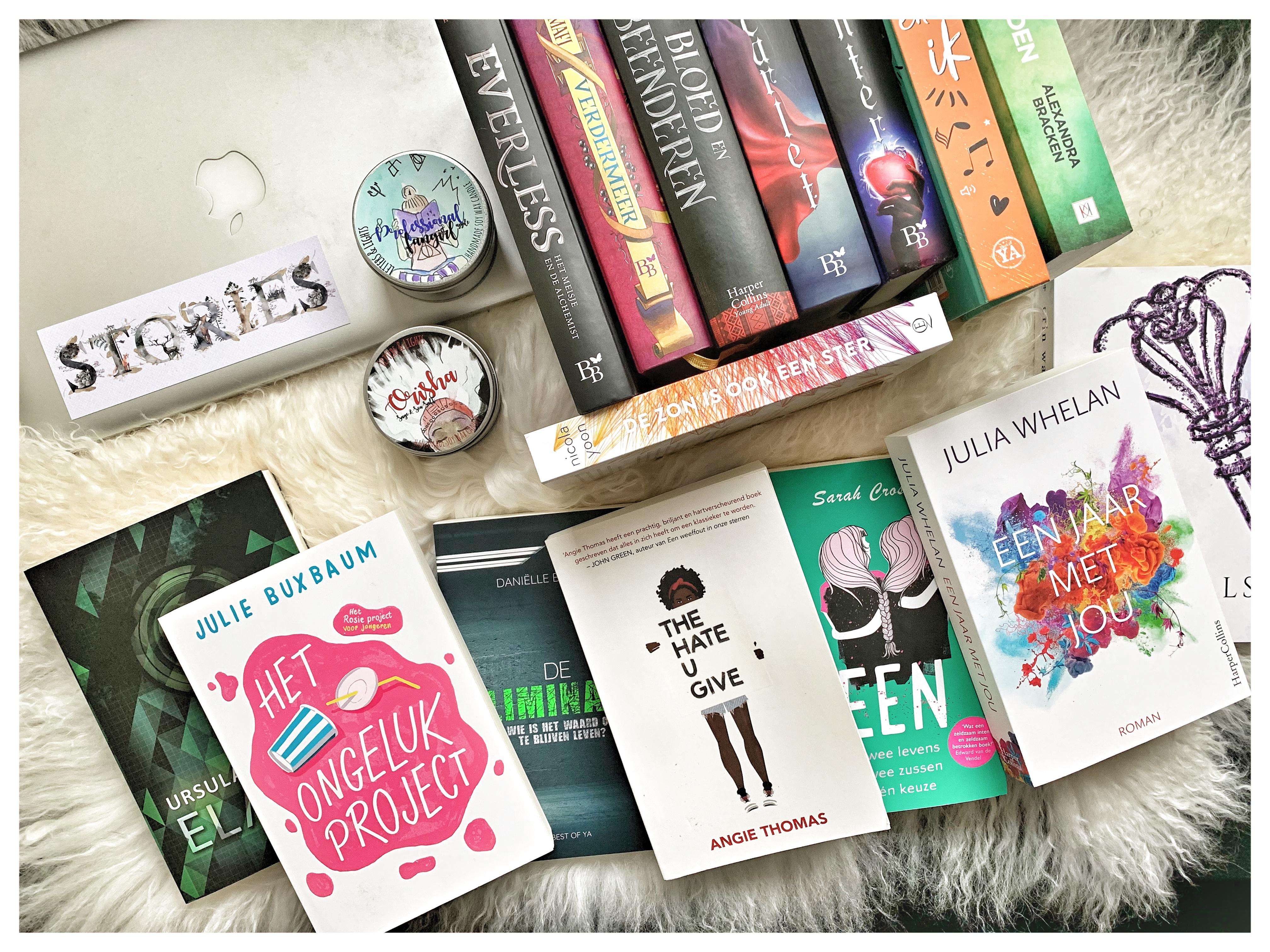 Jaaroverzicht (4): mooiste boeken van dit jaar