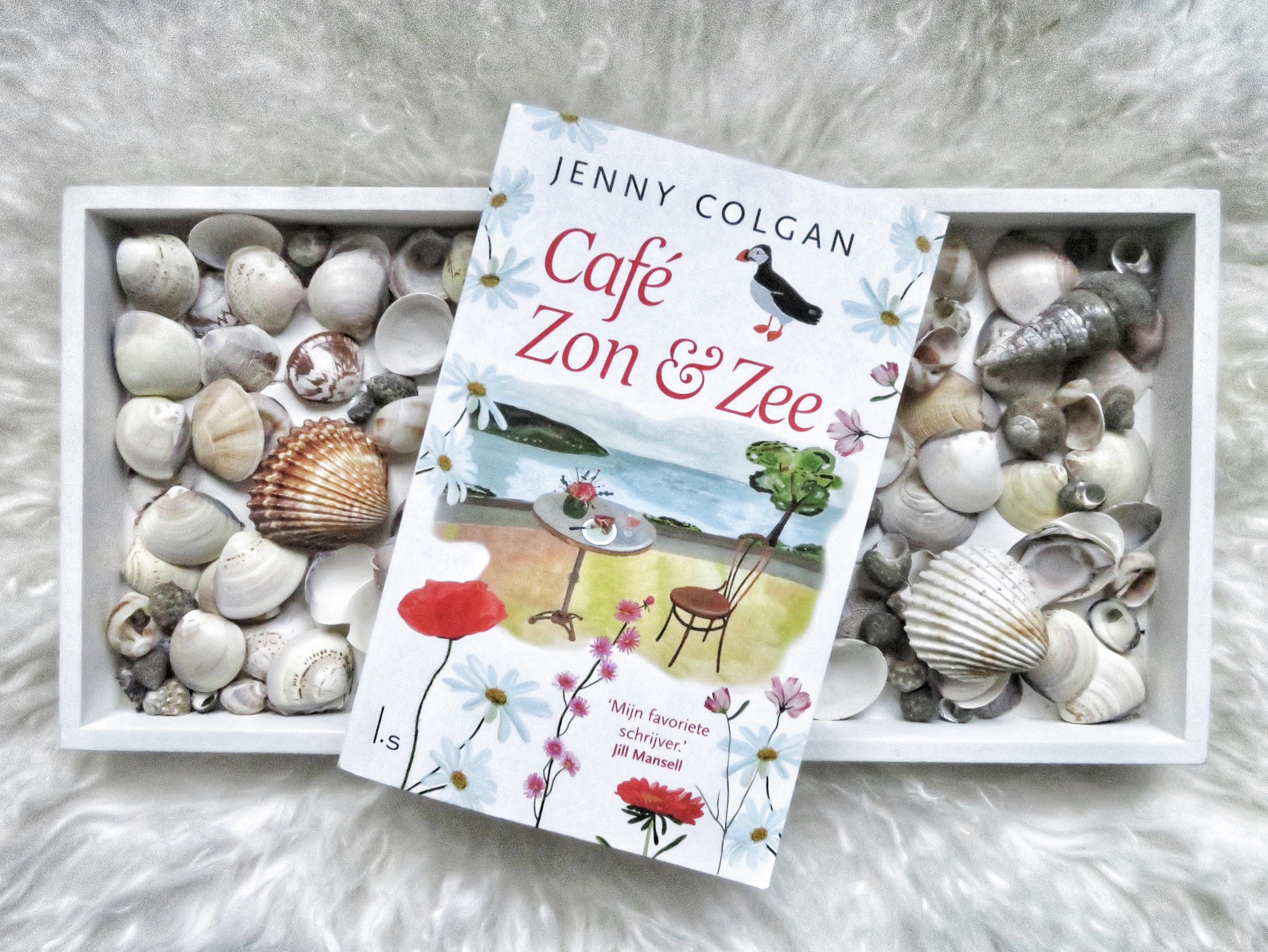 Recensie: Café Zon & Zee – Jenny Colgan