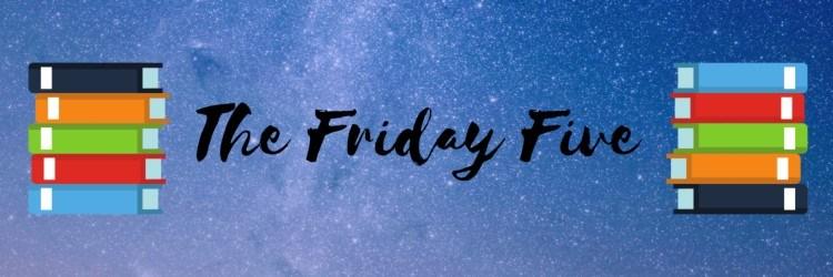 Friday Five: Witte boeken