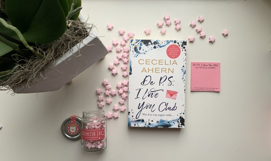 De P.S. I love you club – Cecelia Ahern