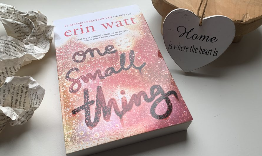 One small thing – Erin Watt
