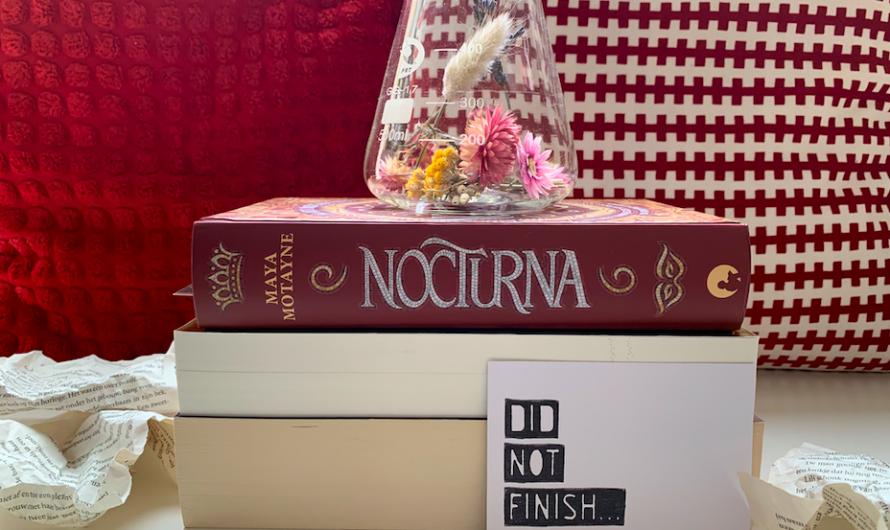 Nocturna – Maya Motayne