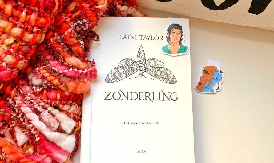 Zonderling – Laini Taylor