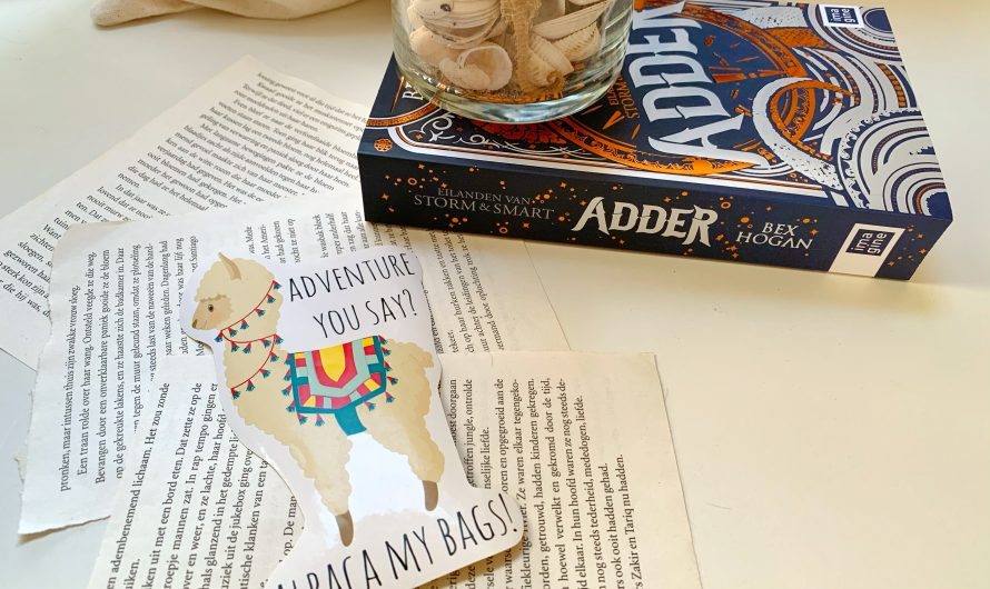 Adder – Bex Hogan