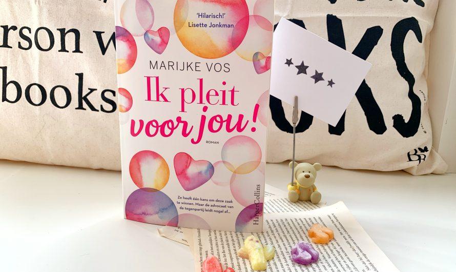 Ik pleit voor jou – Marijke Vos