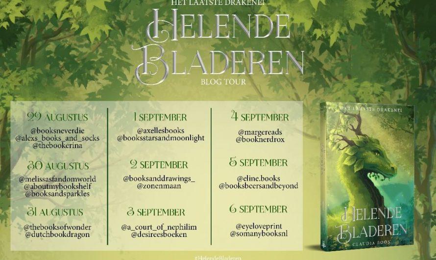 Helende bladeren – Claudia Boon