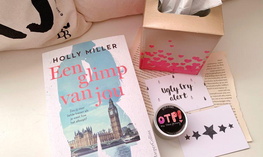 Een glimp van jou – Holly Miller