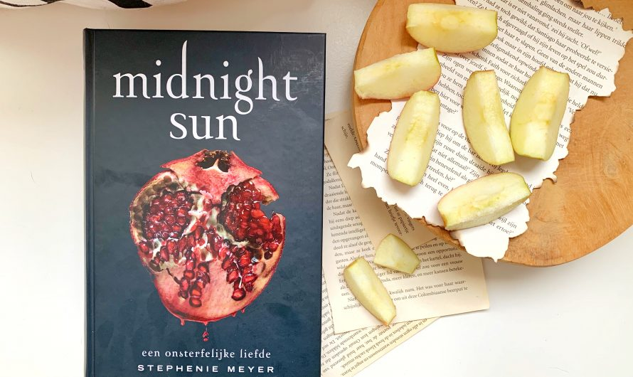 Midnight sun – Stephenie Meyer