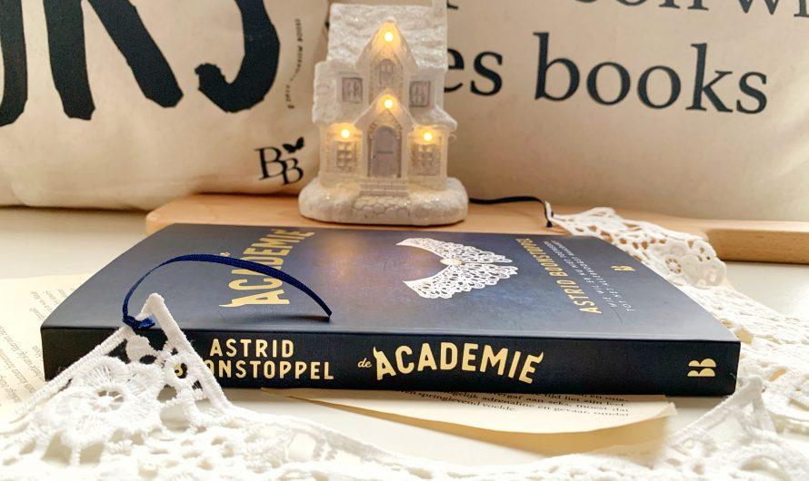 De Academie – Astrid Boonstoppel