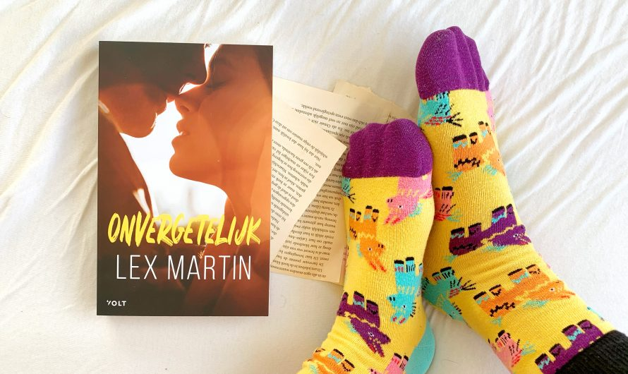 Onvergetelijk – Lex Martin