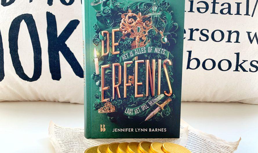 De erfenis – Jennifer Lynn Barnes