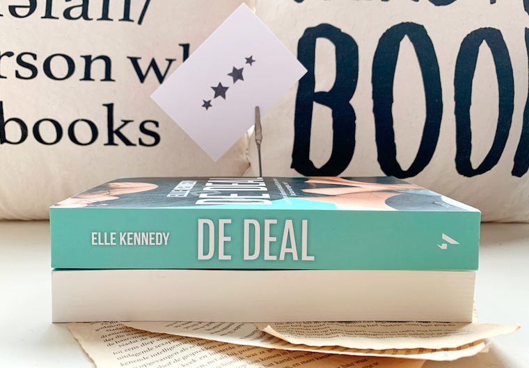 De deal – Elle Kennedy