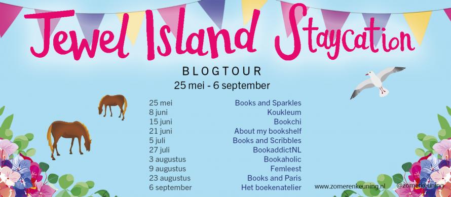 Staycation: Jewel Island