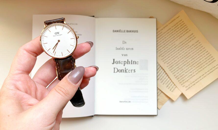 De laatste uren van Josephine Donkers – Daniëlle Bakhuis