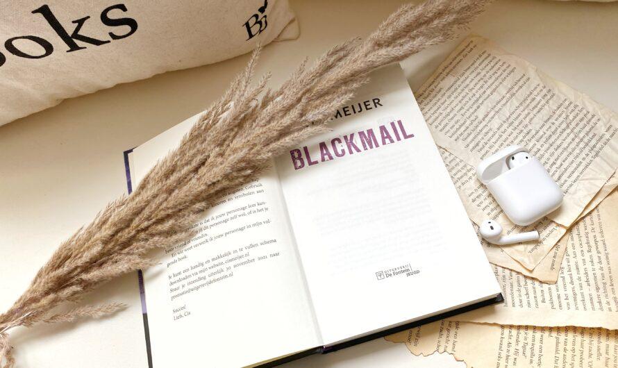 Blackmail – Cis Meijer